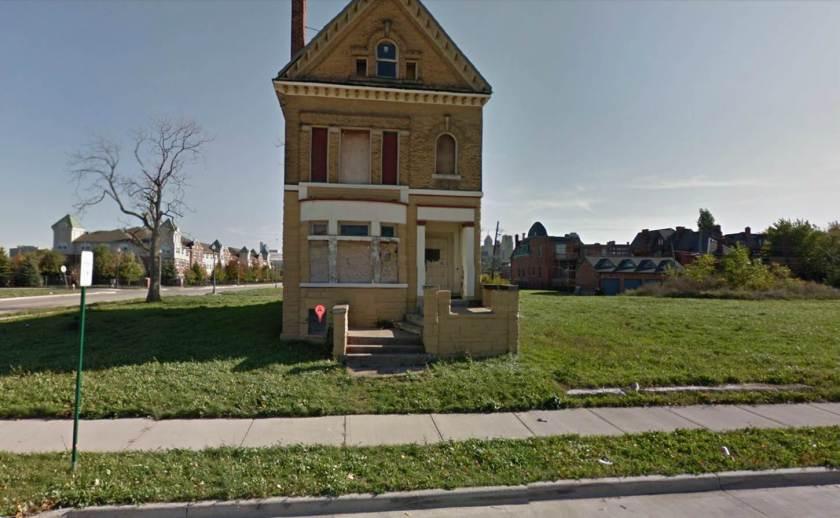 Detroit house 2