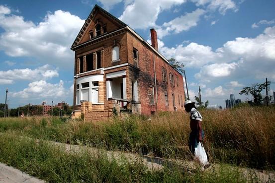 312 Watson St. in Detroit
